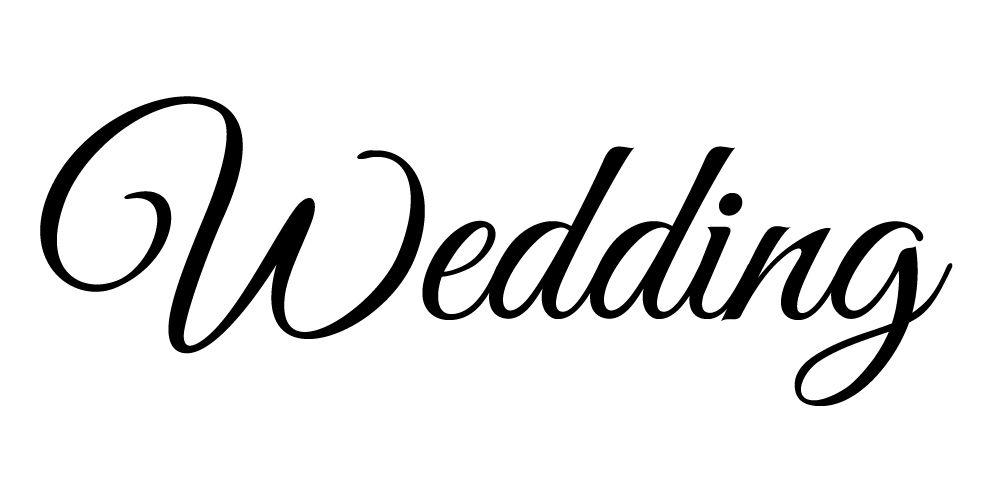 beautiful free wedding. Bride clipart font
