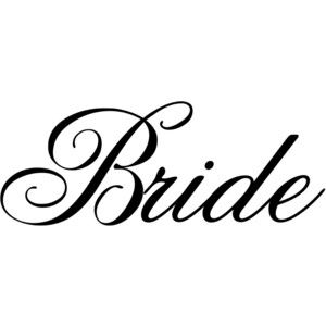 Bride clipart font. Mother of the google