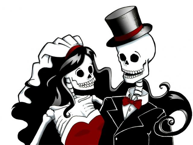 Bride clipart halloween. Free on dumielauxepices net