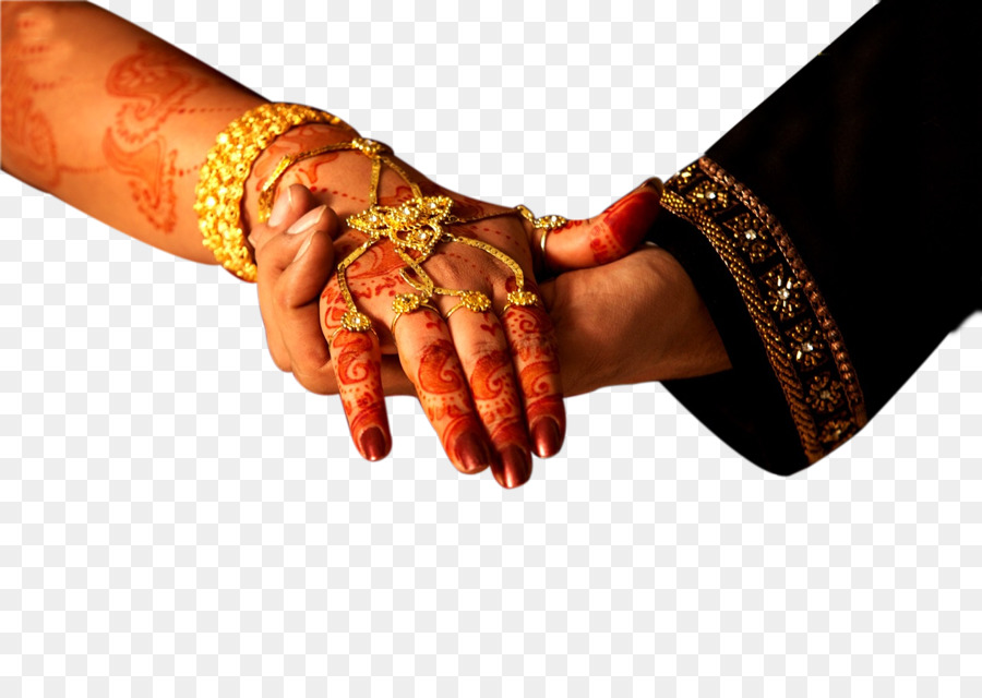 Hindu wedding marriage clip. Bride clipart hands