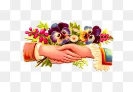 Bride clipart hands. Wedding invitation weddings in