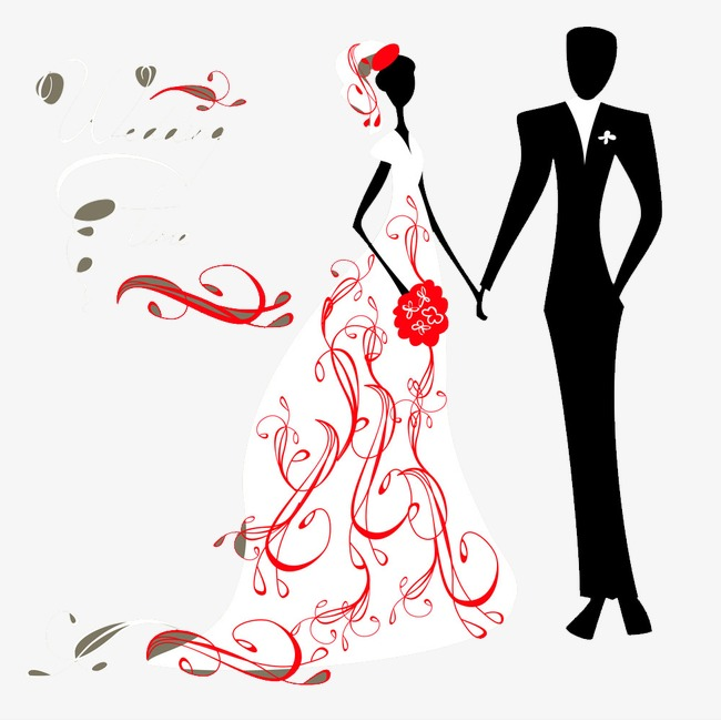The and groom holding. Bride clipart hands