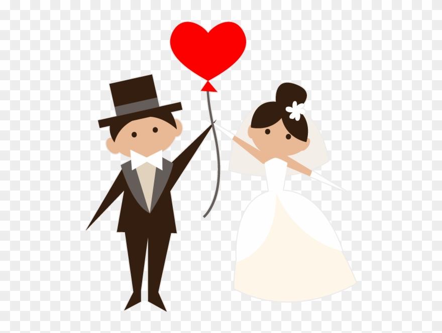 Bride clipart husband. Animated brides grooms wedding