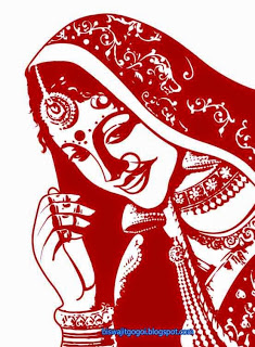 Bride clipart logo. Graphics and folk assam