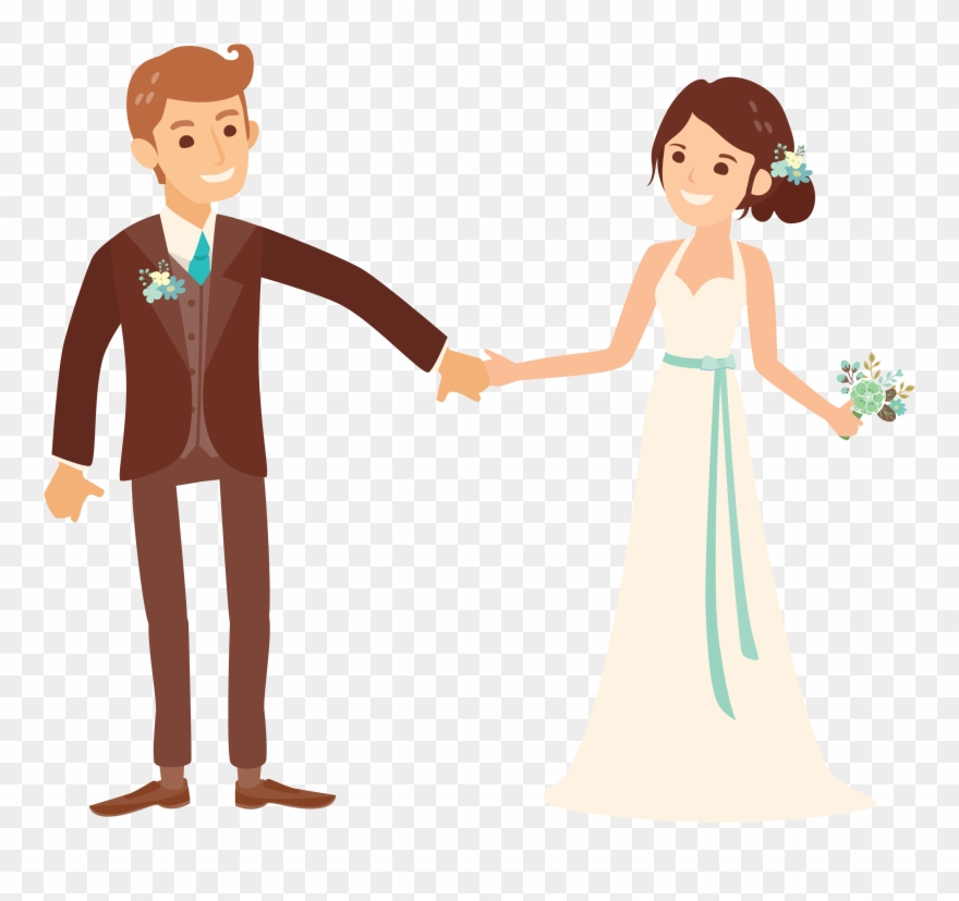 Couple clipart married couple. Png wedding transparent
