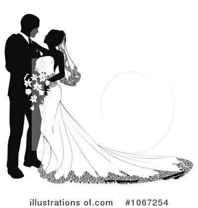couple clipartlook. Bride clipart married