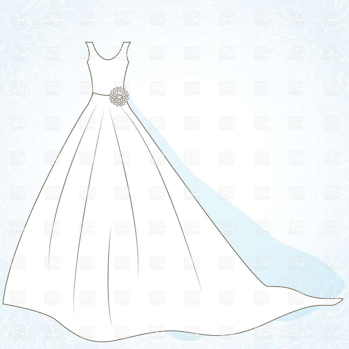 Awesome wedding ideas update. Bride clipart modern bride
