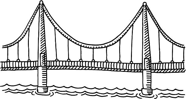 Bridge clipart. Station