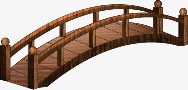 Wooden diy clip art. Bridge clipart