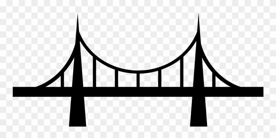 Bridge clipart. Transparent background png download