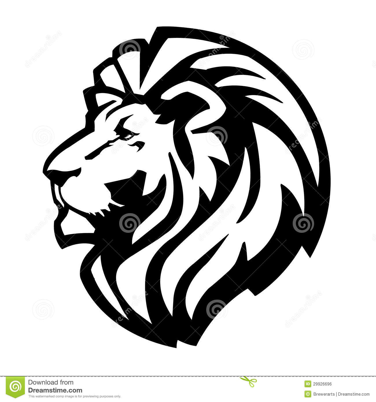 Bridge clipart abstract. White lion pencil and