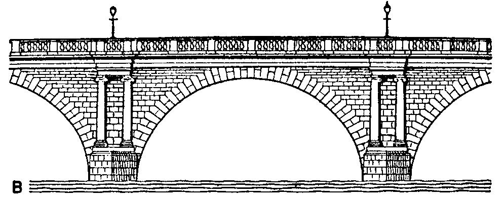 Pin on abby s. Bridge clipart black and white