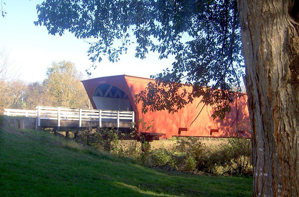 Bridge clipart covered bridge. The bridges madison county