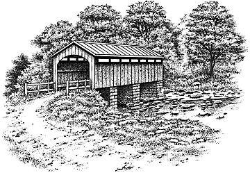 Bridge clipart covered bridge. Free on dumielauxepices net