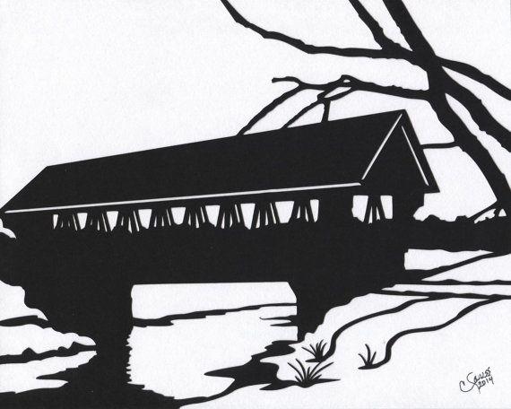 Bridge clipart covered bridge. Cliparts free download clip