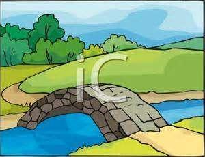 Anime quotes about love. Bridge clipart creek