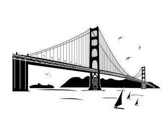 bridge clipart cut out