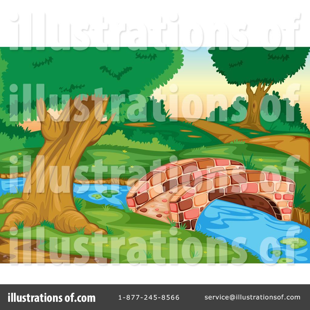 Bridge clipart footbridge. Foot illustration by graphics