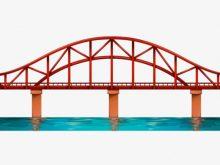 bridge clipart simple