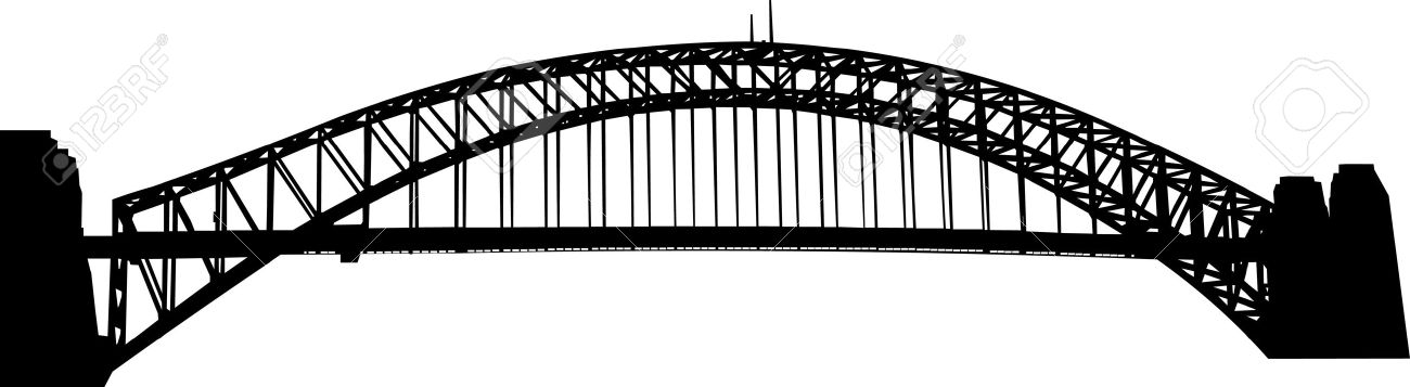 Bridge clipart steel bridge.  collection of sydney