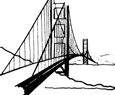 Bridges teen resource for. Bridge clipart steel bridge