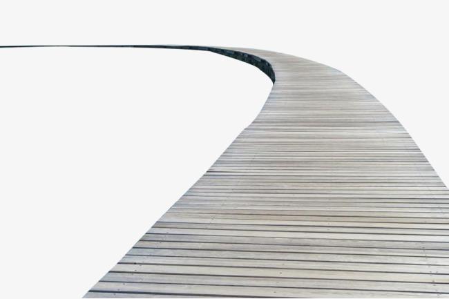 A curved landscape over. Bridge clipart structure