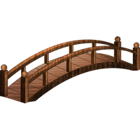 Download free png photo. Bridge clipart transparent background