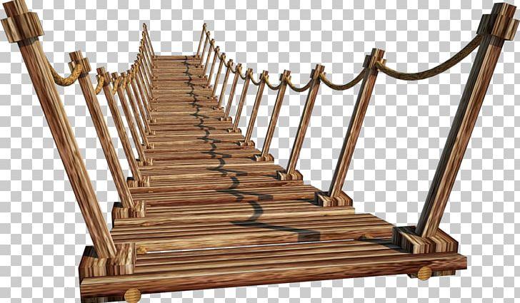 Bridge clipart wood bridge. Suspension timber png beam