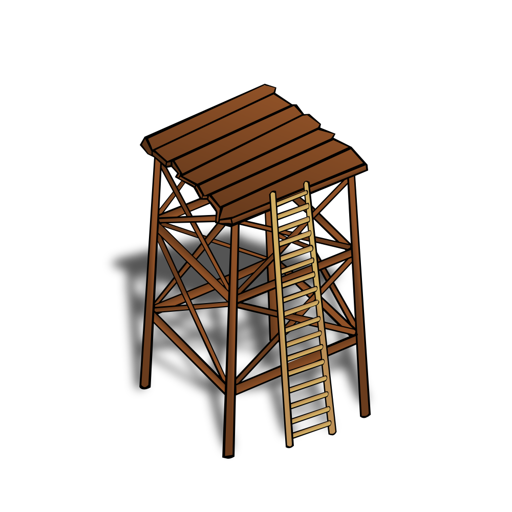 Free wood bridge cliparts. Lake clipart dock
