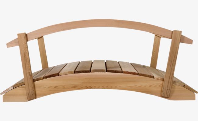 Small building design wood. Bridge clipart wooden bridge