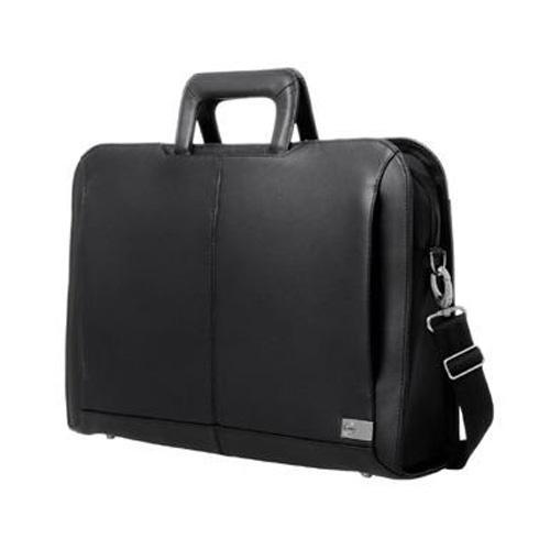 Dell executive leather attach. Briefcase clipart attache case