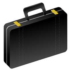 Business clipart briefcase. Free tags briefcases bags