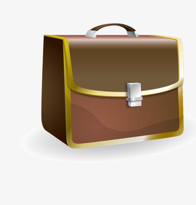 Briefcase clipart cute. Cartoon vector the internet