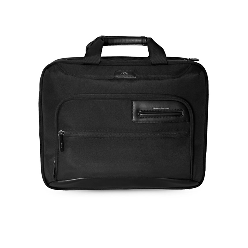 Elliot deluxe brief brenthaven. Briefcase clipart laptop bag