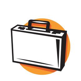 Briefcase clipart lawyer briefcase. Download clip art bag