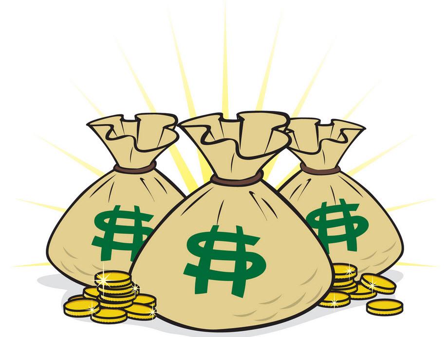 Photos of bags siliconangle. Briefcase clipart money