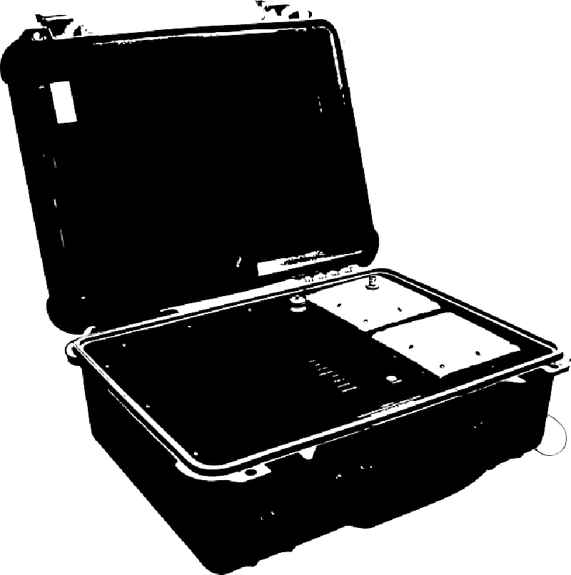 Free pictures open images. Briefcase clipart opens flat