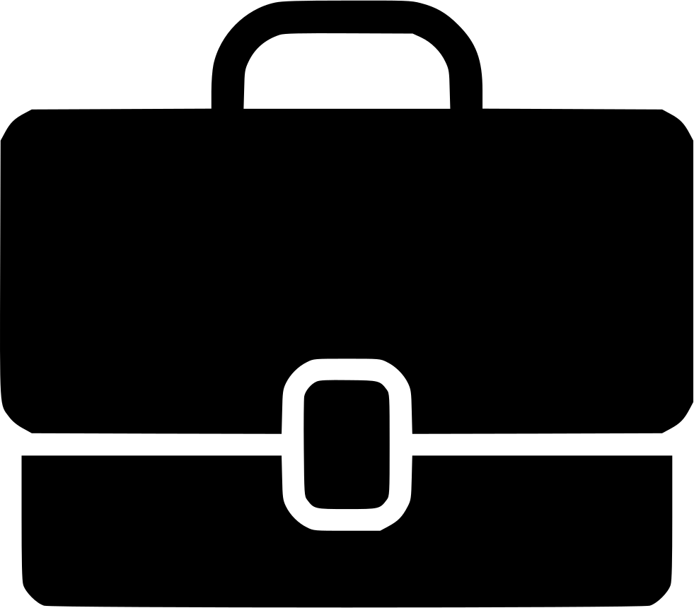 Briefcase svg