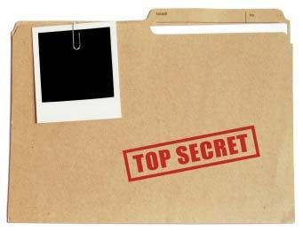 best spy classified. Briefcase clipart top secret