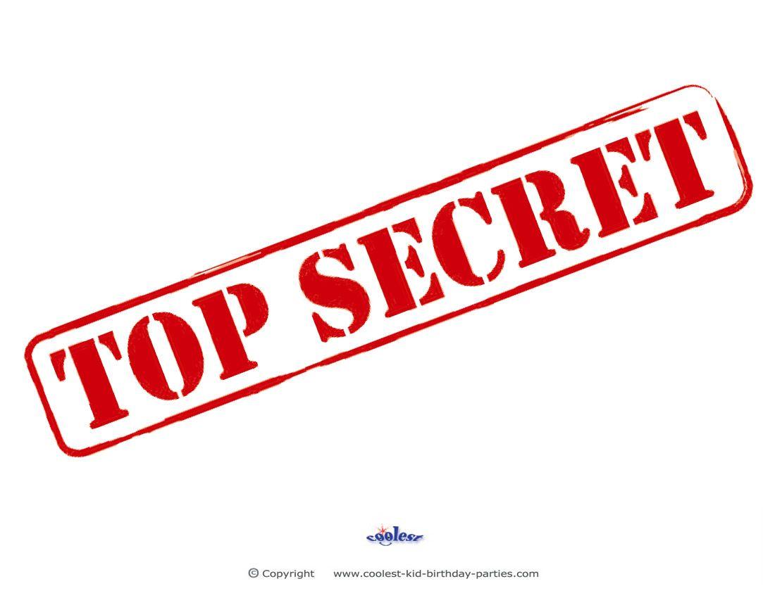 Mystery clipart top secret. Printable decoration coolest free