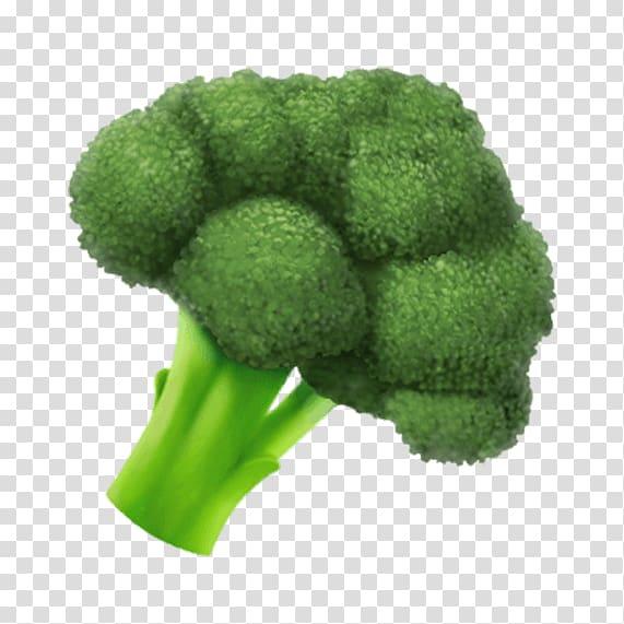 Illustration apple color emoji. Broccoli clipart broccoli plant