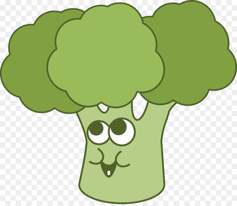 Romanesco cartoon vegetable clip. Broccoli clipart broccoli plant