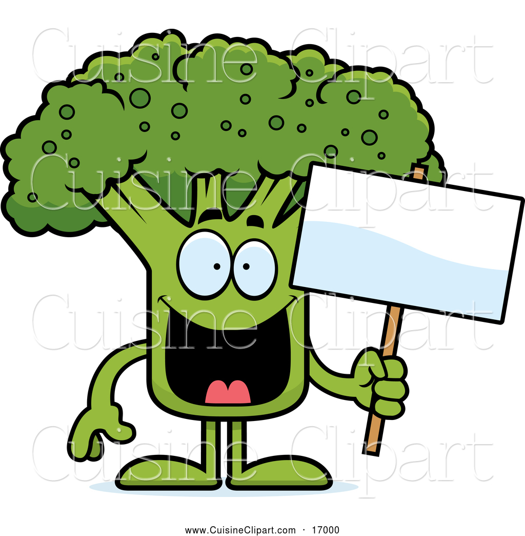 Broccoli clipart high resolution. Cuisine of a happy