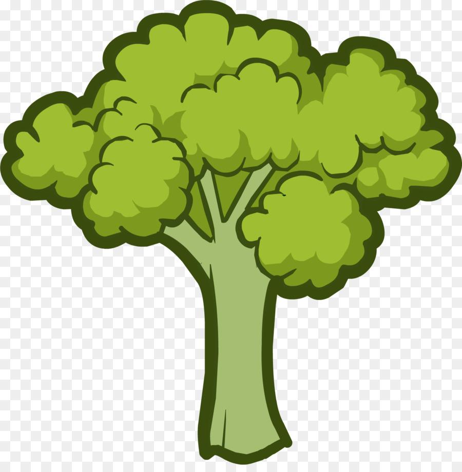 Broccoli lettuce