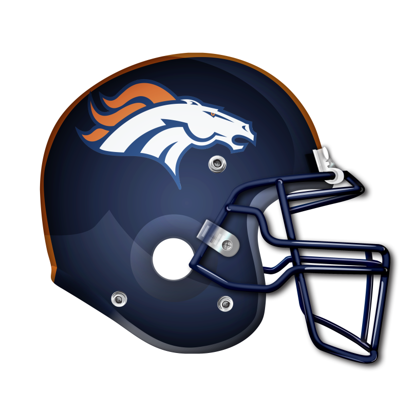 Broncos helmet png. Nfl by imfamouse on