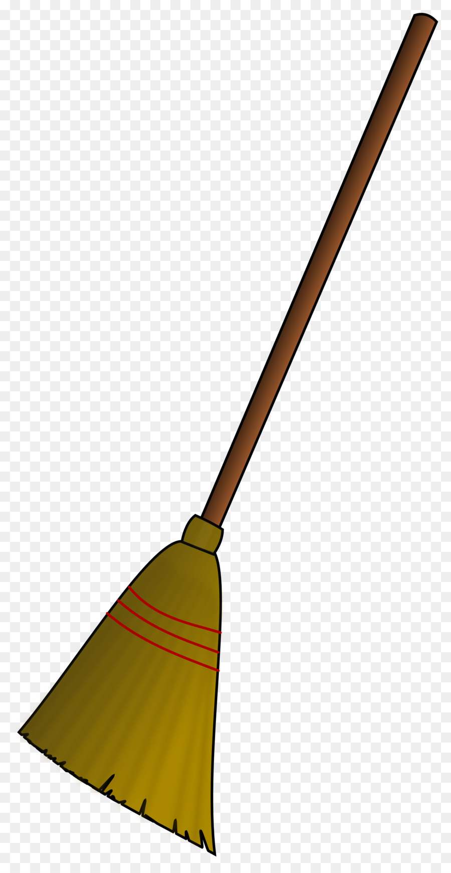 Transparent clip art cleaning. Broom clipart