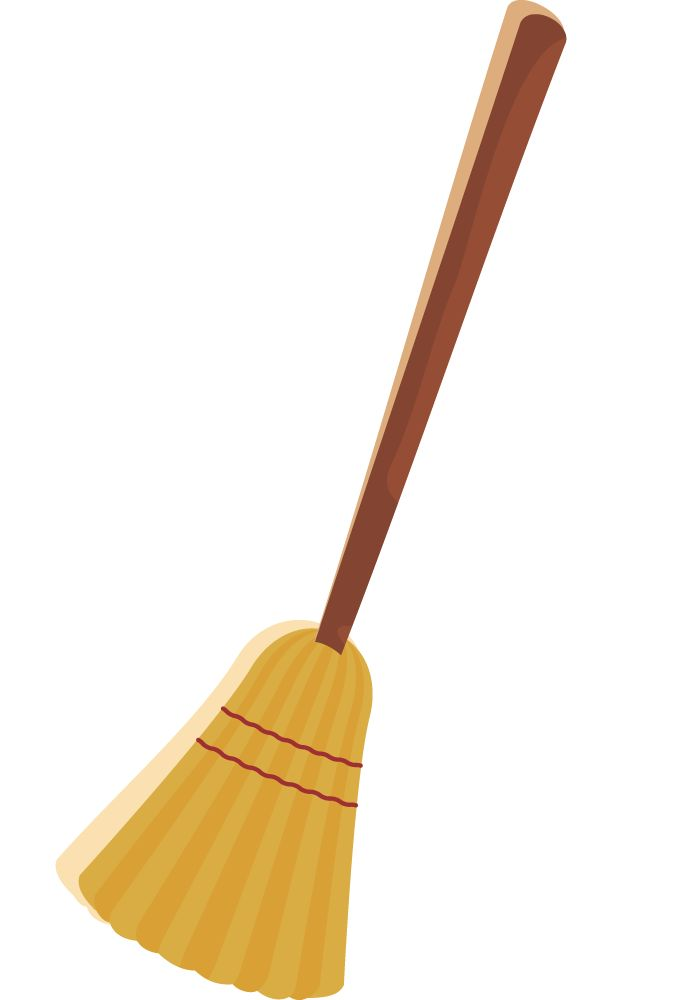Broom clipart. Wonderful best images on