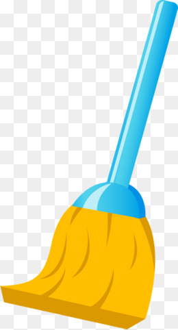 Sweep png images vectors. Broom clipart