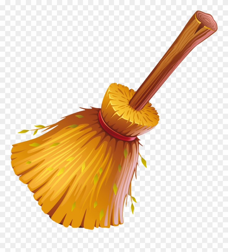 Pictures of witches on. Broom clipart broomstick