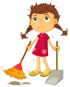 Get dressed google search. Broom clipart chart